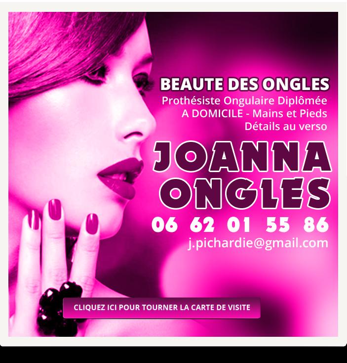 Joanna Ongle Manucure A Domicile Blanquefort